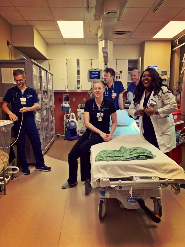 Emergency Medicine Residency- Genesys Regional Medical Center